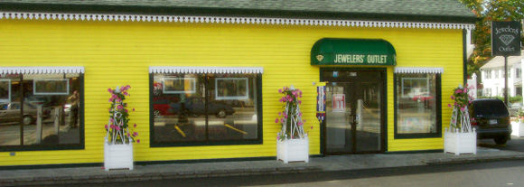 The Jewelers' Outlet